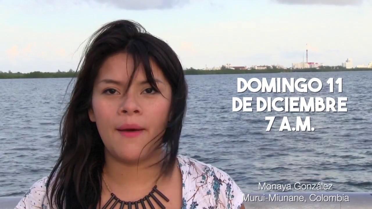 Pueblos indígenas y comunidades locales de México, Centroamérica y la Amazonia unidos junto a Greenpeace para exigir a líderes de COP13 reconocer su aporte en la protección de la biodiversidad