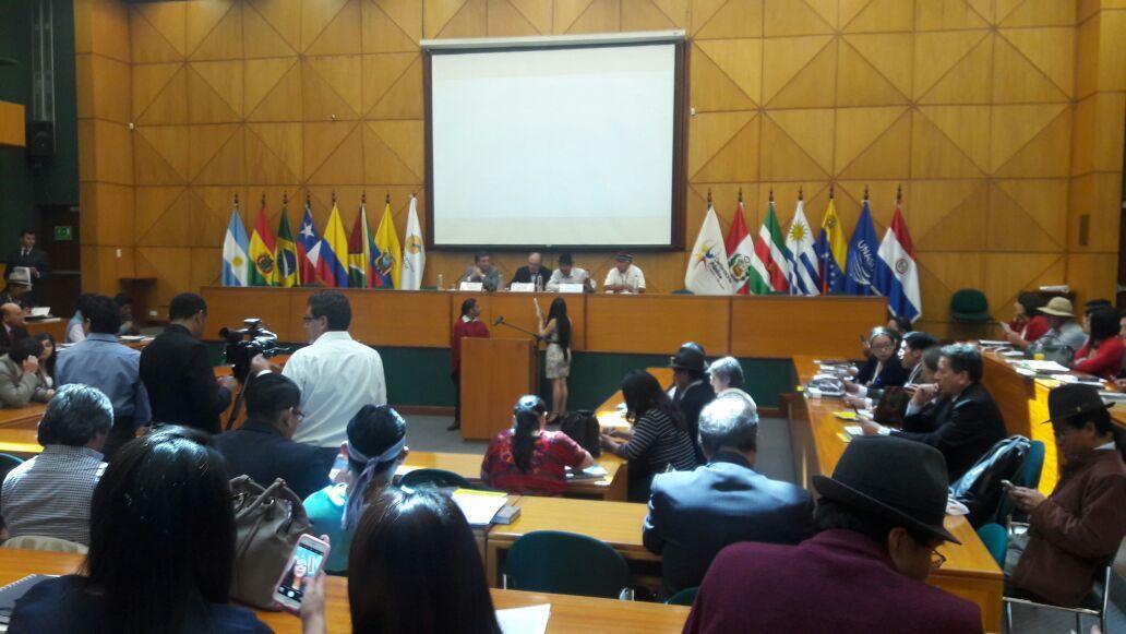 Foro Internacional Sobre Pueblos Indígenas y la Defensa Publica en América Latina