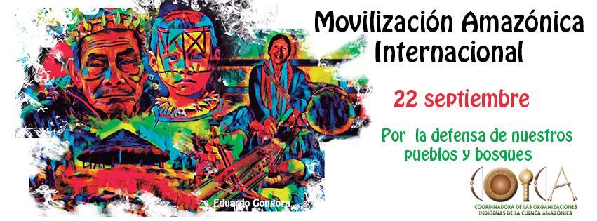 Gran Movilización Internacional Amazónica