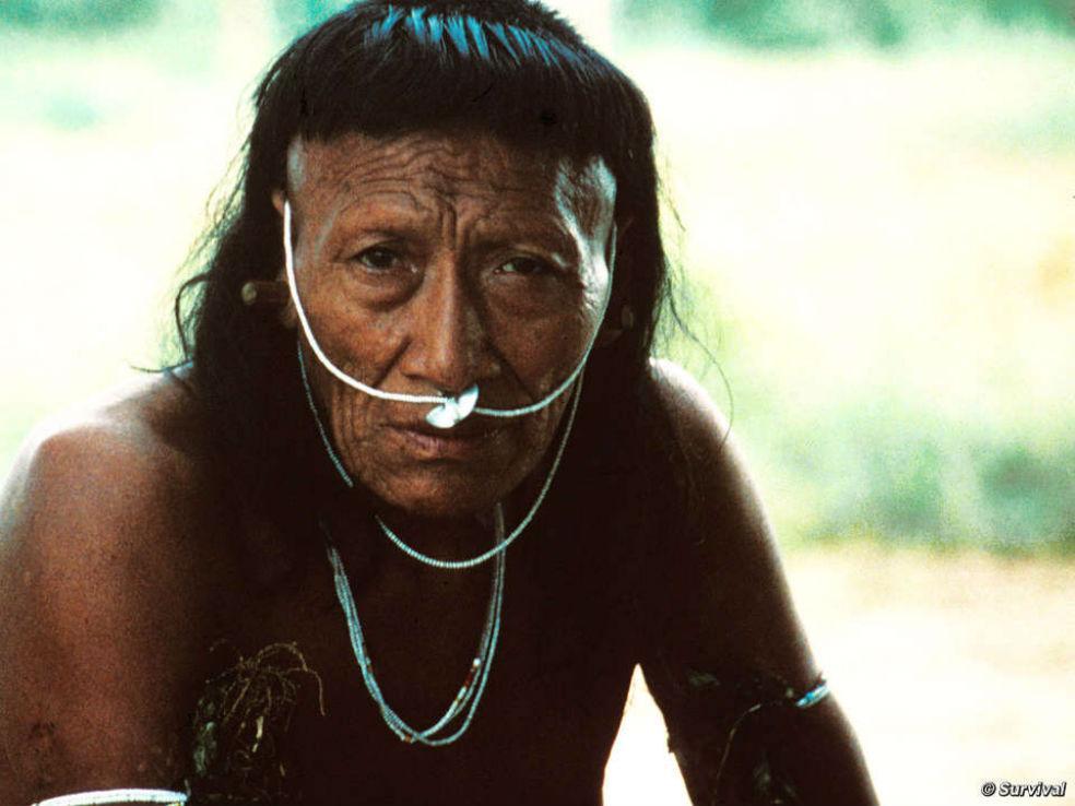 Nahuas están envenenados con mercurio en la Amazonía peruana