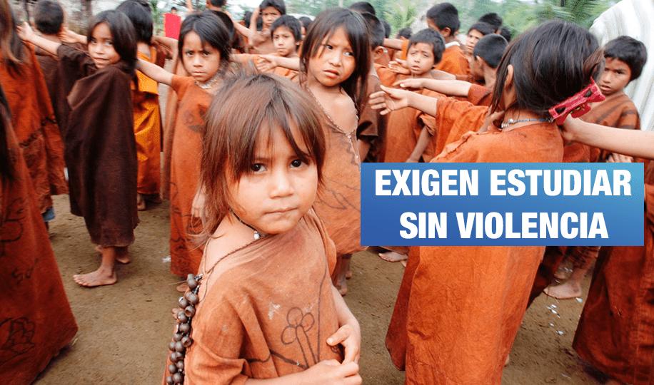 Organización asháninka denuncia violación a escolar