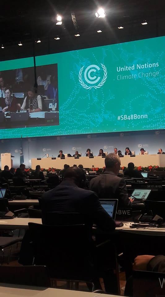Foro Internacional de los Pueblos Indígenas sobre Cambio Climático (FIPICC)
