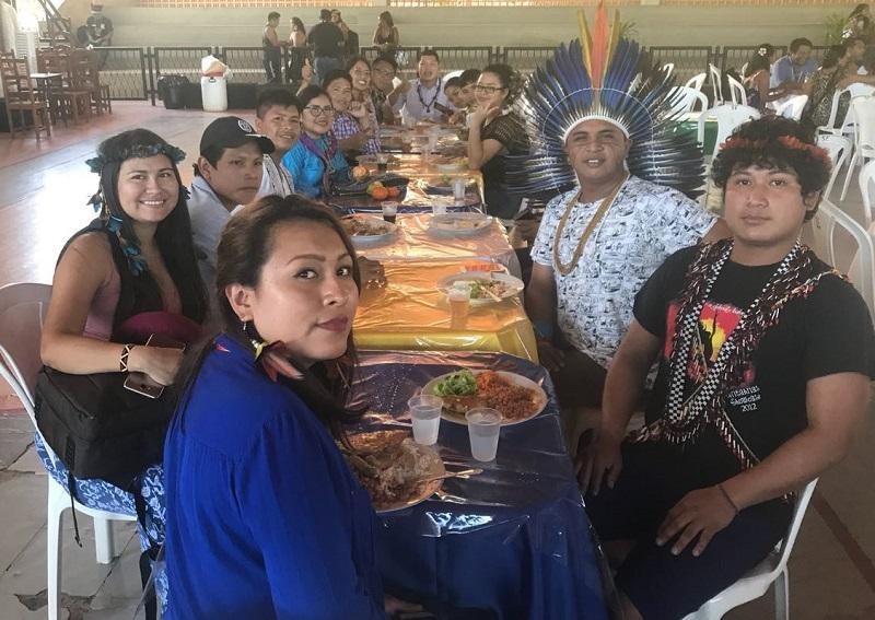 Jóvenes indígenas reconocen a la COICA y piden ser incluidos
