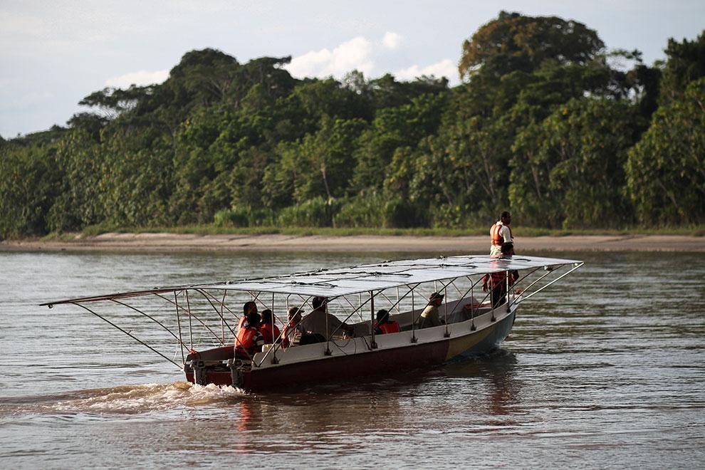 Indígenas amazónicos asumen el reto de construir una propuesta energética
