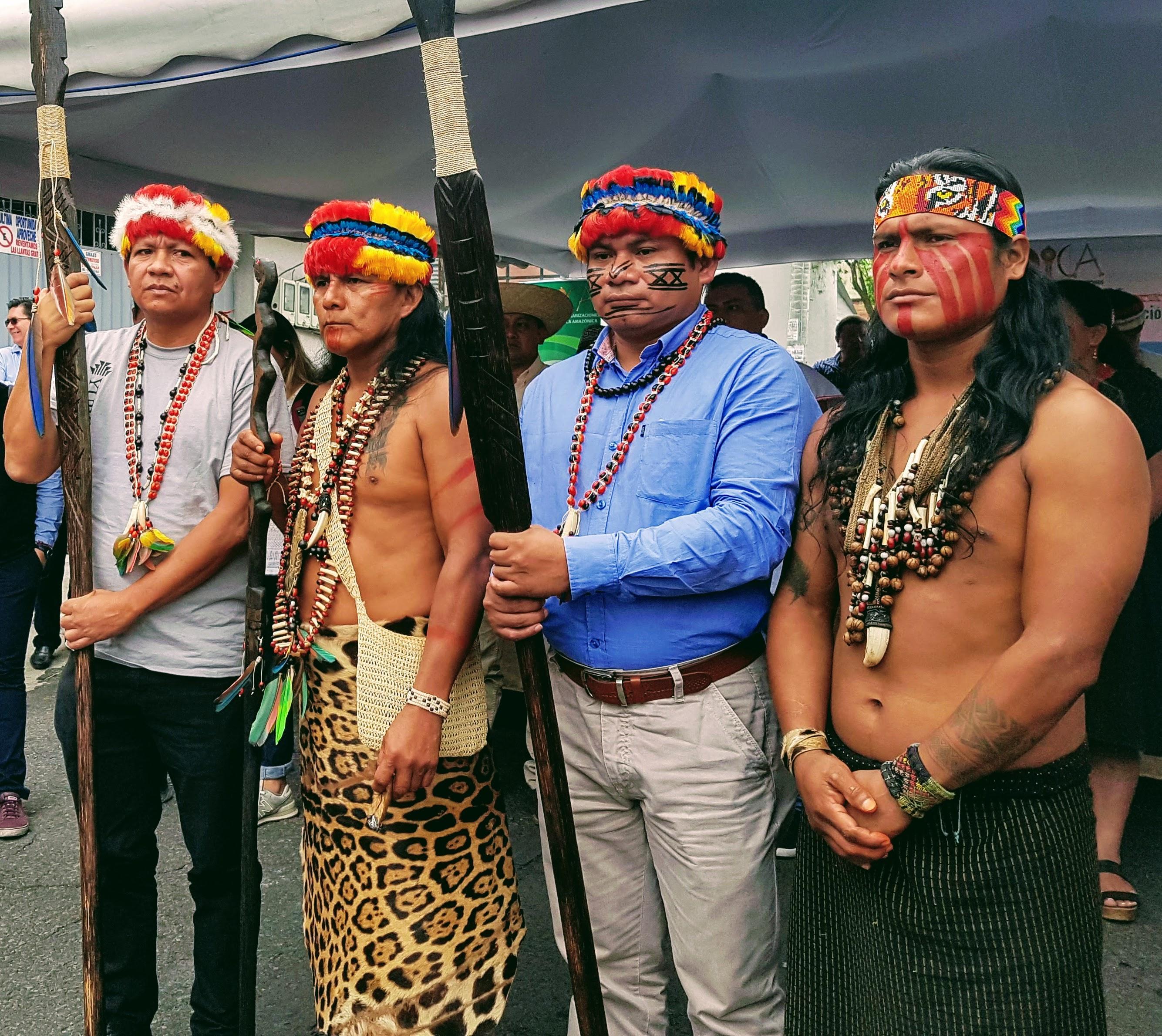 Mensaje del Coordinador General por el Día Internacional de los Pueblos Indígenas del Mundo