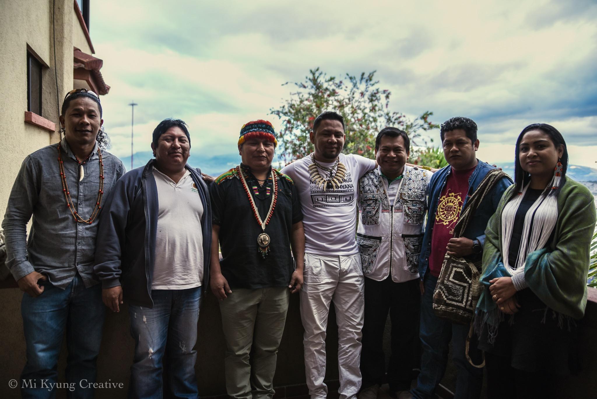La COICA lanza al mundo un llamado para defender a los defensores indígenas amazónicos