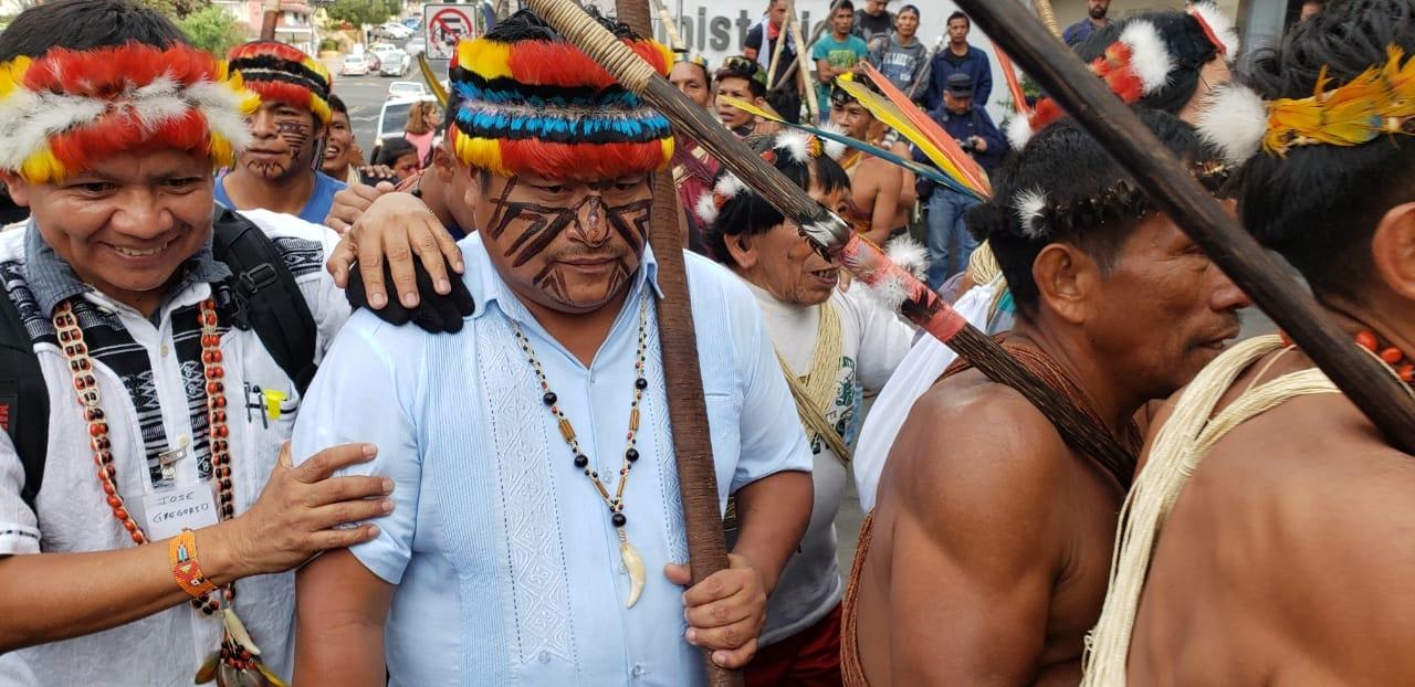 Convocatoría a la X Marcha de los Pueblos Indígenas
