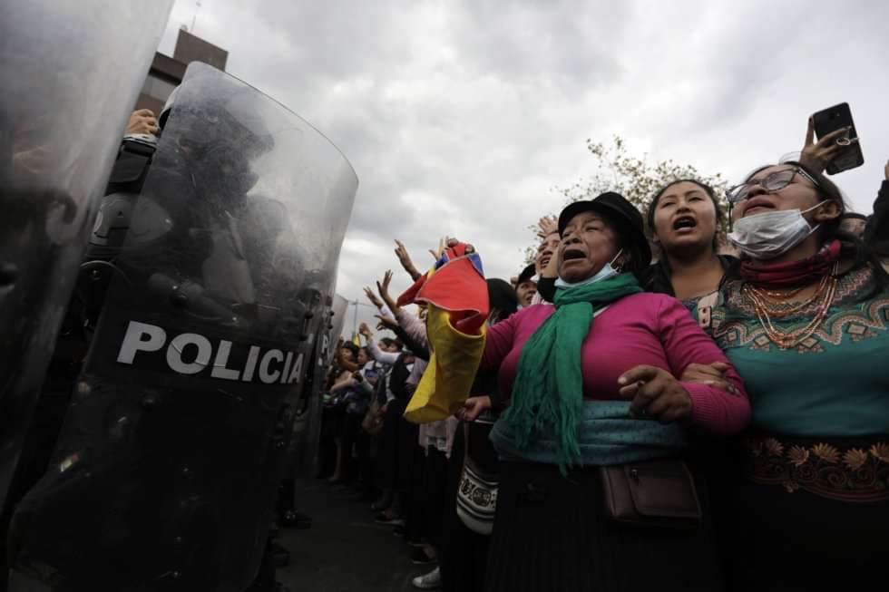 El Concejo de Gobierno de COICA denuncia al Gobierno Ecuatoriano ante la Comunidad Internacional