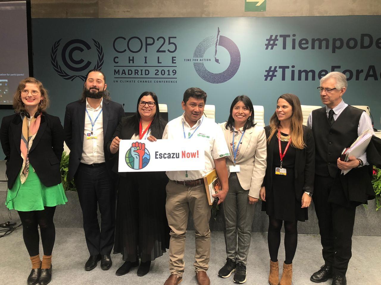 COICA demanda a los Gobiernos la efectiva protección a las y los defensores Indígenas