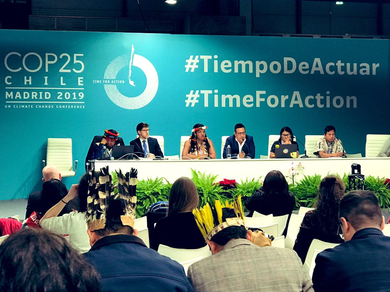 Efectividad de los Pueblos Indígenas de la Cuenca Amazónica en la Gobernanza Territorial.