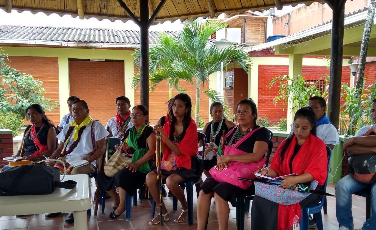 Pueblo Inga Originario del Putumayo denuncia graves amenazas por defender su territorio Ancestral