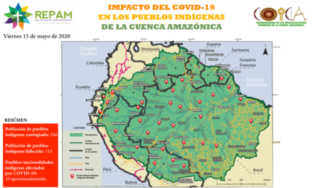IMPACTO DEL COVID-19 EN LOS PUEBLOS INDÍGENAS DE LA CUENCA AMAZÓNICA