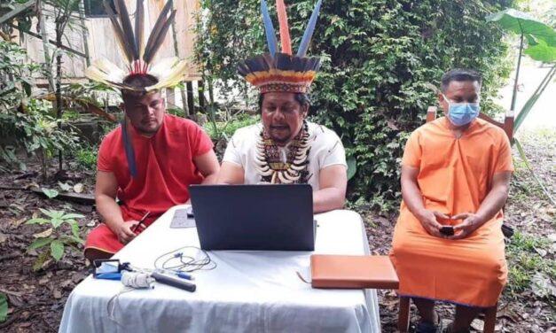 COVID-19: LA INACCIÓN Y LA FALTA DE FONDOS AMENAZA A MÁS DE 3 MILLONES DE INDÍGENAS