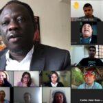 Representantes de COICA se reúnen con Relator Especial sobre el derecho a la libertad de reunión pacífica y de asociación de Naciones Unidas