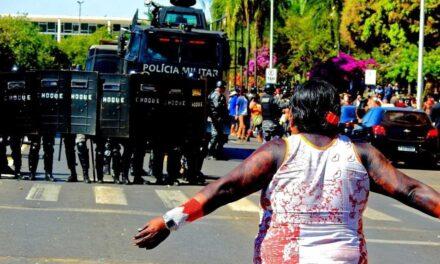 COICA FRENTE A LA REPRESIÓN DE LOS PUEBLOS INDÍGENAS DE BRASIL