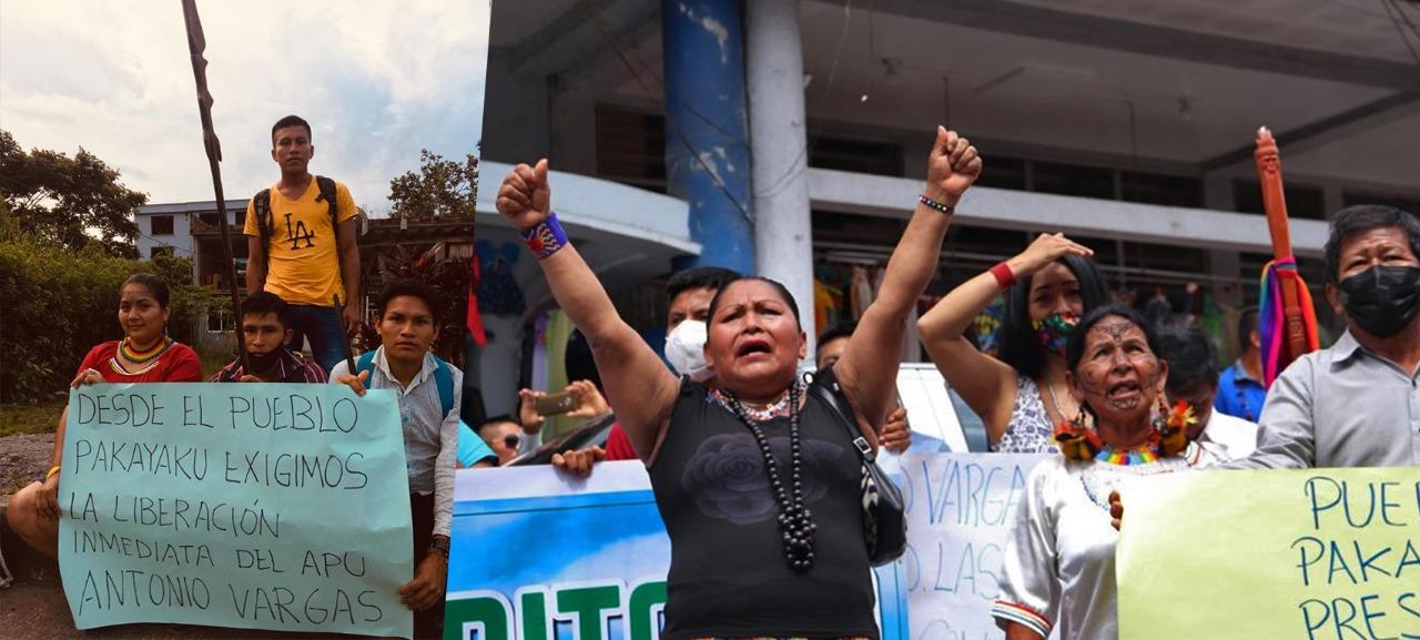 Responsabilidad internacional: 24 días de criminalización del Estado de Ecuador contra Antonio Vargas