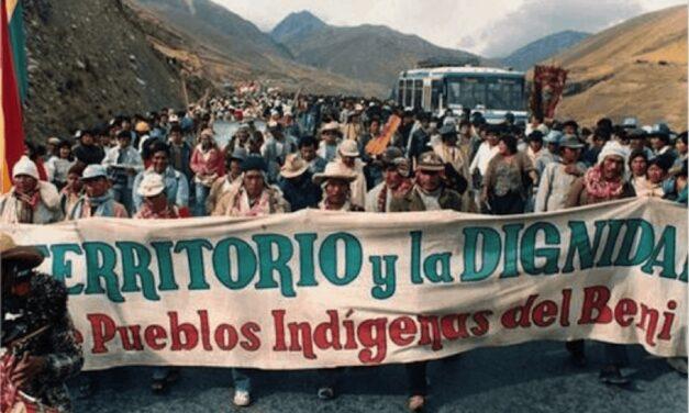 PUEBLOS INDÍGENAS DE LA AMAZONÍA-ORIENTE Y CHACO DE BOLIVIA CONVOCAN A GRAN MARCHA POR LA DEFENSA DE SUS TERRITORIOS, IDENTIDAD Y CULTURA