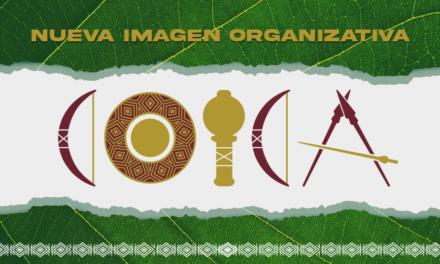 REAFIRMAMOS LA LUCHA Y RESISTENCIA POR LA DEFENSA DE LA AMAZONIA  CON LA RENOVACIÓN DE NUESTRA IMAGEN ORGANIZATIVA