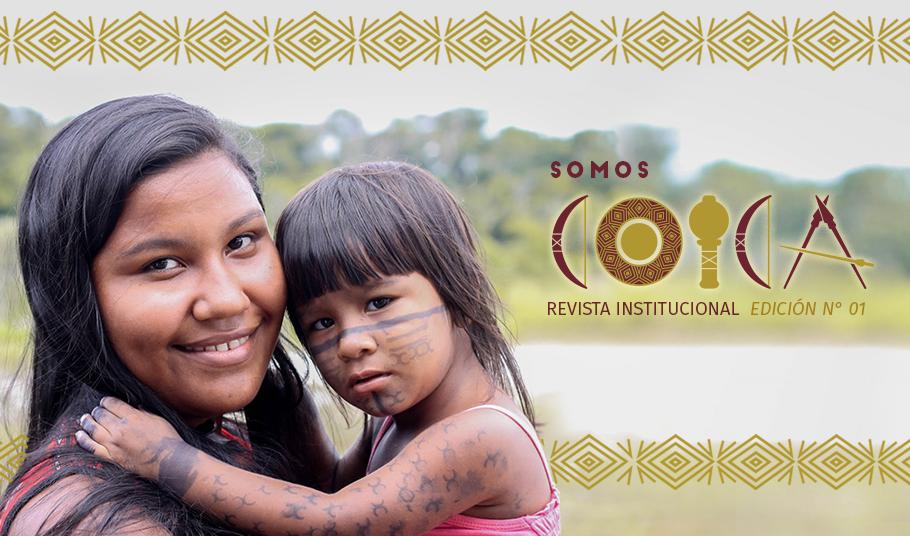 """Revista Institucional: """"Somos COICA"""" (espaÑol)"""
